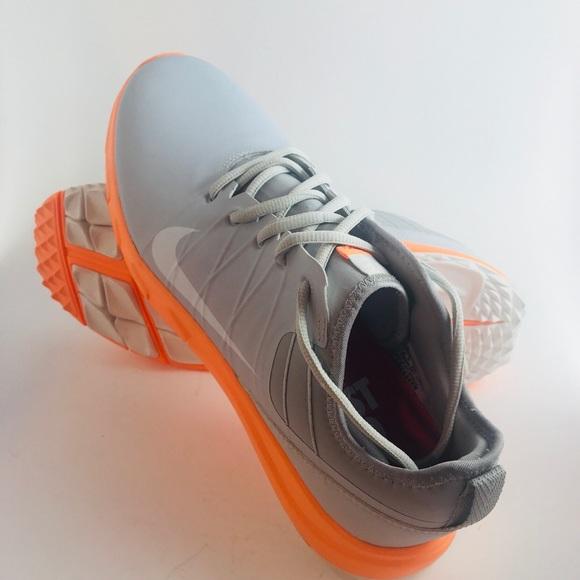 hot sale online 80523 d9731 Nike Womens Fi Impact 2 Golf Shoes White Citrus 11.  M 5b79a17a7ee9e23d893f0d7c
